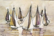 11-034 - Sail Reflections I - SOLD