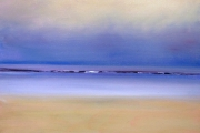 13-096 - Soft Shore Brancaster - Oil on Canvas - £ TBC - 50x40cm