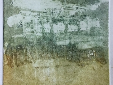 Collagraphs with Sally Hirst Aug-16